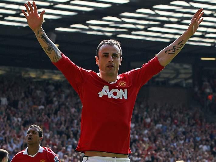 Alex Ferguson quer Berbatov no Manchester United até 2013