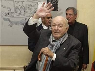 Di Stefano permanece internado no hospital