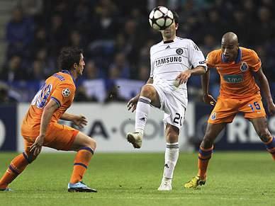 FC Porto com boas oportunidades mas sem golos