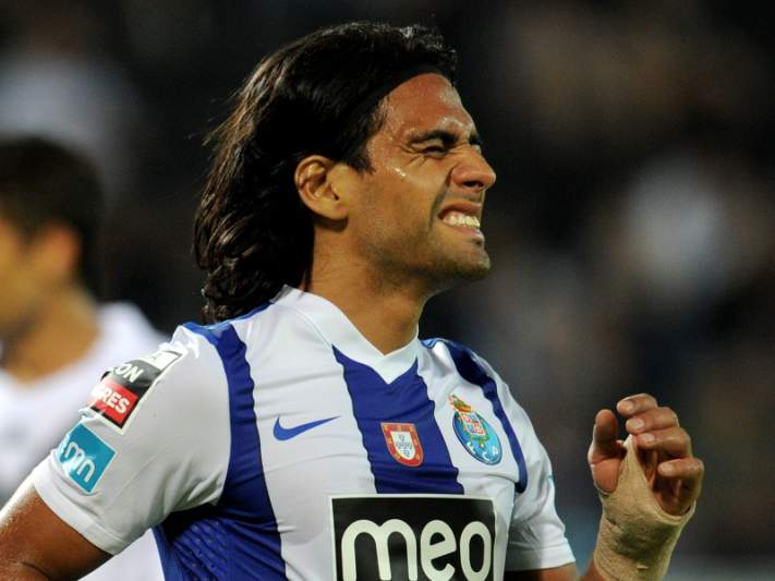 Falcao pretende sair do FC Porto