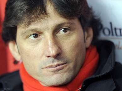 Leonardo é o novo treinador