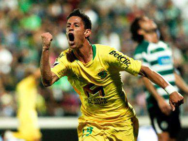 Sporting entra a perder