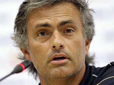 Mourinho garante que não falou