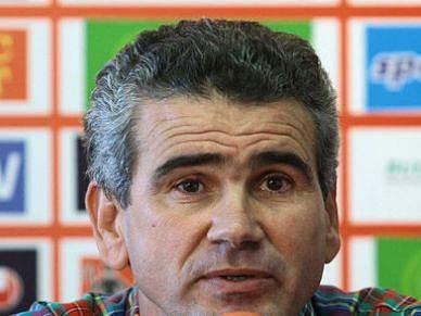 CSKA Sófia demite treinador