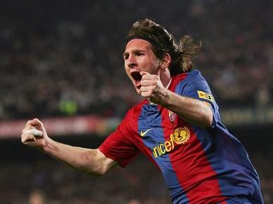 Messi atingiu a centena de golos