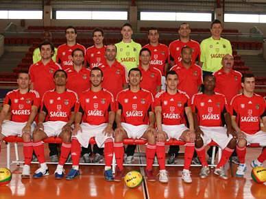 Benfica entra com o pé direito