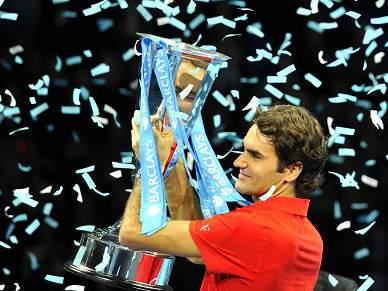 Federer derrota Nadal na final de sonho