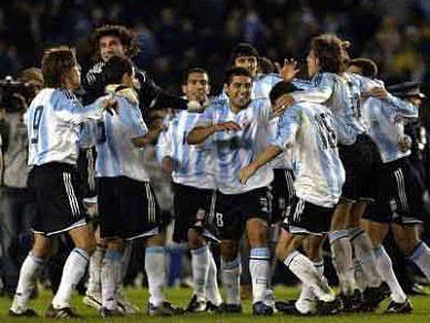 Argentina regressou a casa sob fortes medidas de segurança