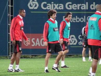 Benfica com cinco ausências