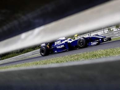 Williams-Renault confirmada em 2012