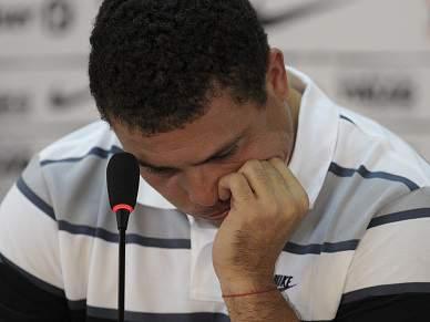 Ronaldo revela sofrer de hipotiroidismo