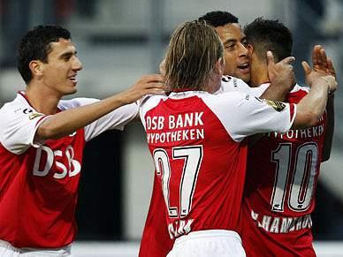 Heerenveen vence ADO Haia por 3-0