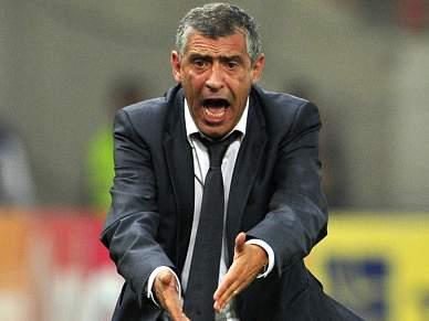 Fernando Santos admite terminar carreira de treinador após o Euro2012