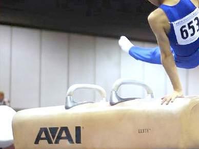 Luís Araújo atinge final de saltos de cavalo