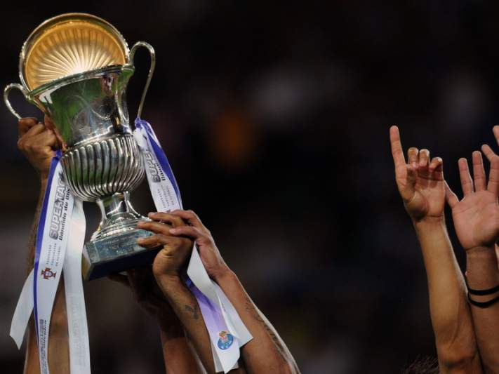 Vítor Pereira garante equipa preparada para vencer Supertaça