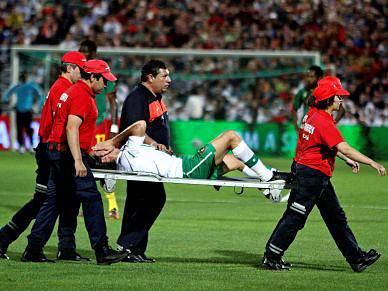 Lesão de Pedro Mendes não preocupa