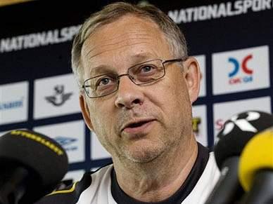Sueco Lars Lagerback é o novo seleccionador