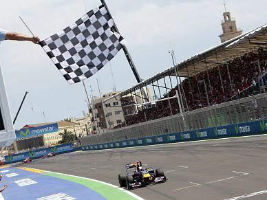 Vettel vence GP de Valência