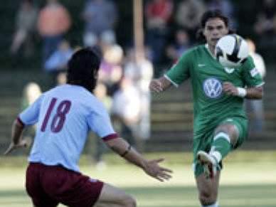 Rodrigo Alvim no Flamengo