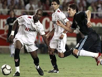 Real Madrid sem Ronaldo perde em Sevilha