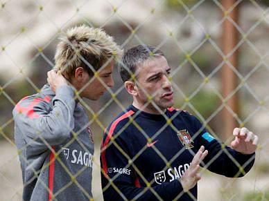 «Convicto que Portugal vai estar no Euro2012»