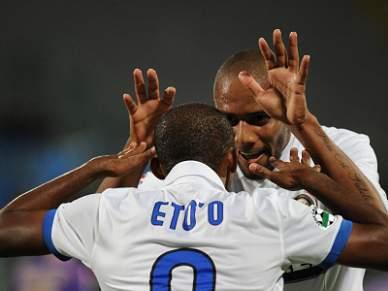 Eto'o confirma Inter de Mourinho na final