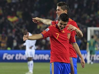 Defesa lusa preocupa espanhóis