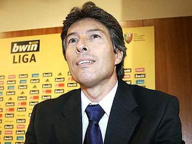 Vítor Pereira defende importância da calma e tranquilidade na Liga
