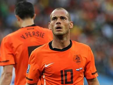 Sneijder pode ter época de sonho