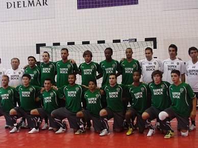 Sporting vence Leões Porto Salvo por 6-2