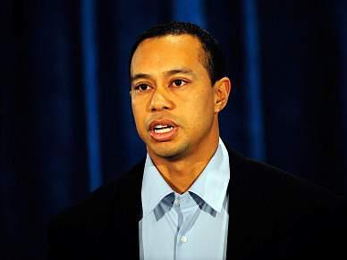 Tiger Woods mantém-se na liderança do ranking