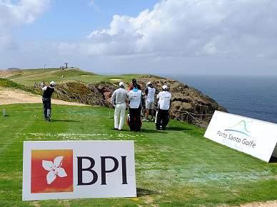 Morrison defende liderança no Open da Madeira