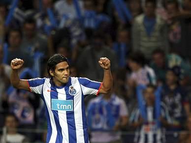 Falcao quer mostrar todo o potencial do FC Porto
