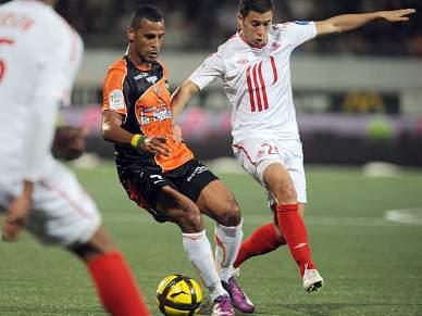 Lille empata em Lorient e pode perder liderança para Marselha