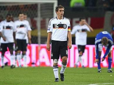 Alemanha e Rússia terminam com empates
