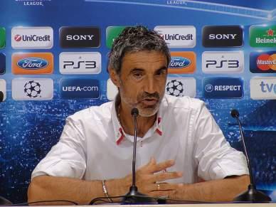 """""""O Braga fez um jogo impressionante"""""""