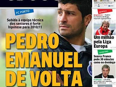 FC Porto e jornal