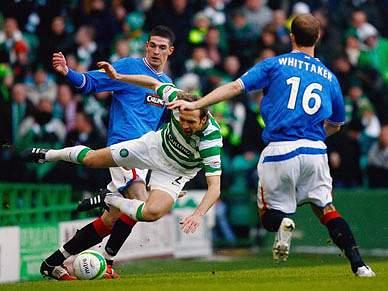 Celtic e Rangers empatam no dérbi de Glasgow