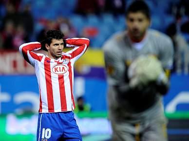 At. Madrid perde e tem apuramento em risco