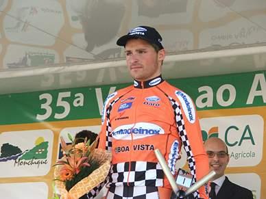 Bruno Lima é o primeiro líder