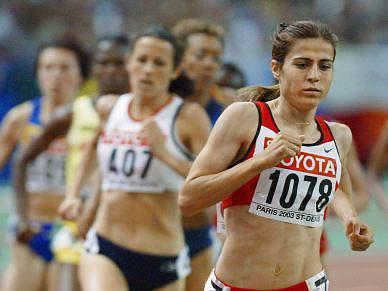 Ex-campeã europeia irradiada por doping