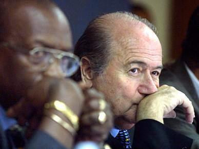 Blatter erradicará culpados de combinar jogos em 2009