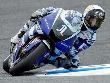 Lorenzo favorito à vitória no Estoril