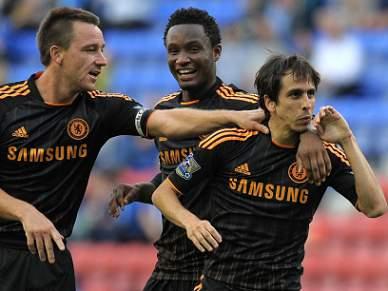 Chelsea repete 'chapa 6'