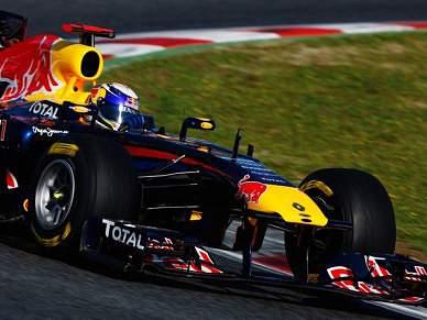 Vettel foi o mais rápido na última sessão