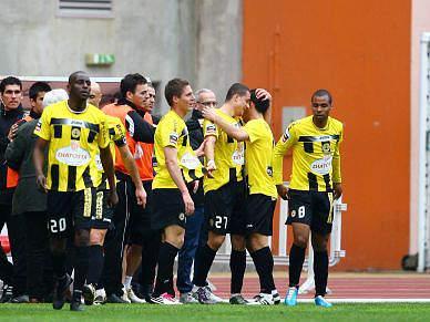 Beira-Mar vence pela primeira vez em Leiria