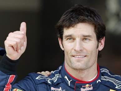 Mark Webber 'reforma-se' em 2012
