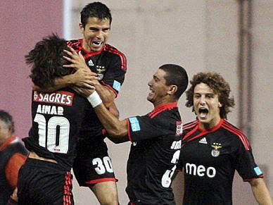 Benfica enche Braga