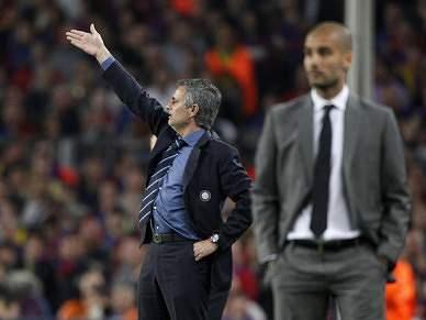 Mourinho e Guardiola, os coleccionadores de títulos