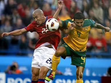 Austrália junta-se ao Japão na final